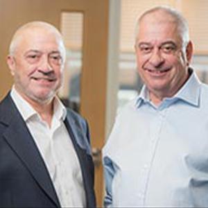 Richard and Bob Brown